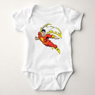 Body Para Bebê Subir de Shazam