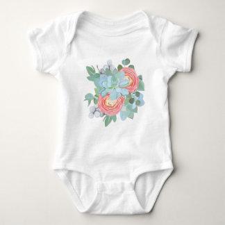 Body Para Bebê Succulent