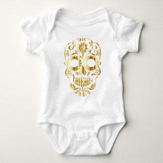 Body Para Bebê sugar-skull-1782019