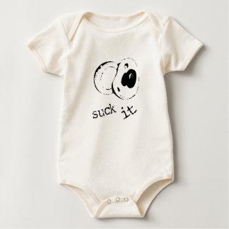 Body Para Bebê Sugue-o