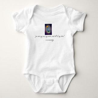 Body Para Bebê Sun, lua, & estrelas
