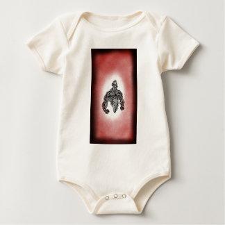 Body Para Bebê Suporte alto