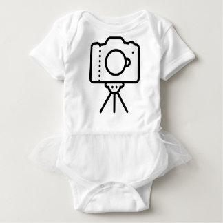 Body Para Bebê Suporte do tripé de câmera