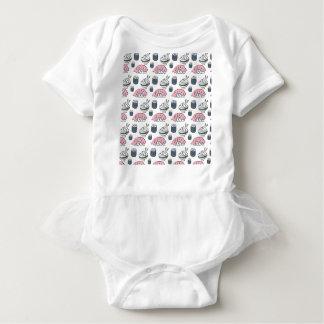 Body Para Bebê Sushi de Nigiri