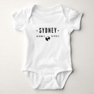 Body Para Bebê Sydney