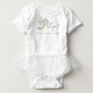 Body Para Bebê T conhecido do costume do significado das meninas