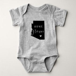 Body Para Bebê T cultivado em casa do estado da arizona