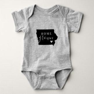 Body Para Bebê T cultivado em casa do estado de Iowa