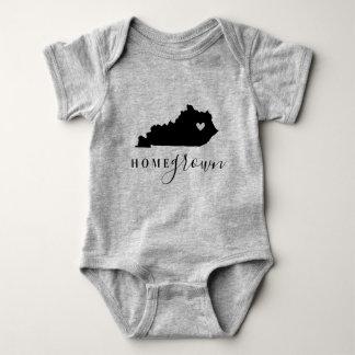 Body Para Bebê T cultivado em casa do estado de Kentucky
