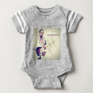 Body Para Bebê T da guitarra elétrica de Jimmy