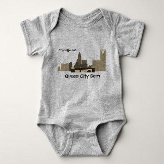 Body Para Bebê T do bebê de Charlotte NC