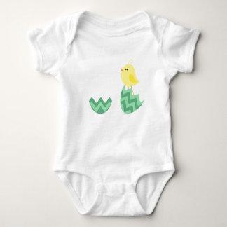 Body Para Bebê T do pintinho para o bebê