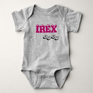 Body Para Bebê T-shirt americano do regaço do roupa do bebê