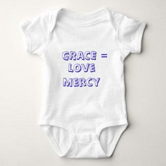 Body Para Bebê T-shirt da benevolência do bebê