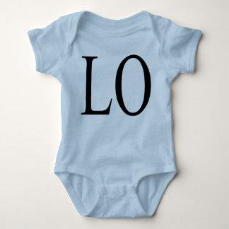Body Para Bebê T-shirt do AMOR para GÊMEOS