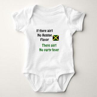 Body Para Bebê t-shirt do bebê de jamaica