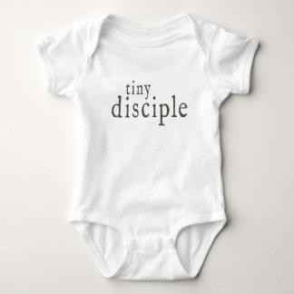 Body Para Bebê T-shirt minúsculo da criança do discípulo