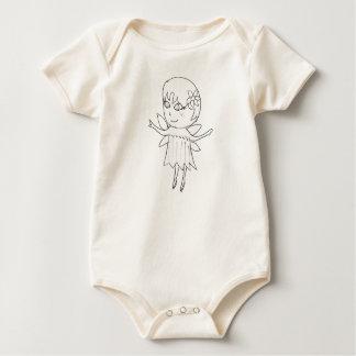 Body Para Bebê T-shirt orgânicos