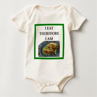 Body Para Bebê taco