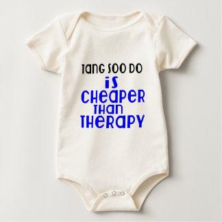 Body Para Bebê Tang Soo faz é mais barato do que a terapia