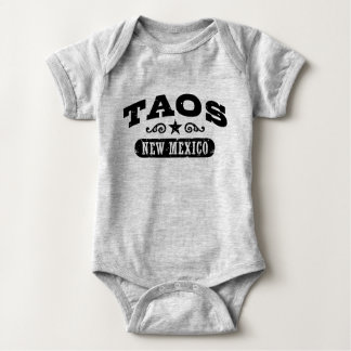 Body Para Bebê Taos New mexico