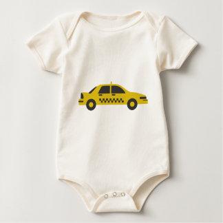 Body Para Bebê Táxi de táxi de New York