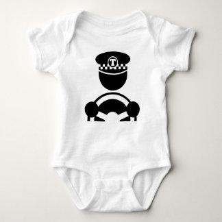 Body Para Bebê Taxista