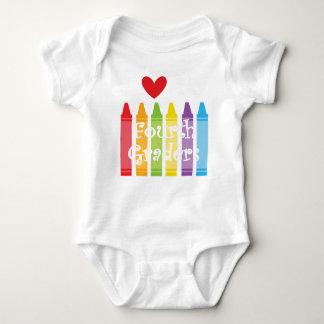 Body Para Bebê Teacher2 quarta série