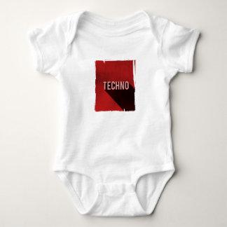 Body Para Bebê Techno