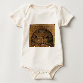 Body Para Bebê Templo do arco da abóbada da igreja