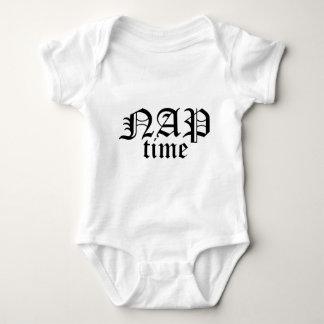 Body Para Bebê Tempo da sesta