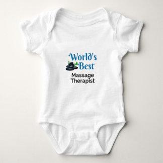 Body Para Bebê Terapeuta da massagem do mundo o melhor