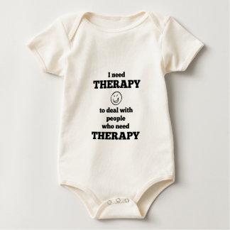 Body Para Bebê Terapia