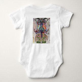 Body Para Bebê Terno do bebê de Dawg Valhalla