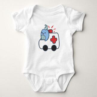 Body Para Bebê Terno do bebê de Whalbulance
