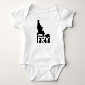Body Para Bebê Terno do corpo do bebê de Idaho da fritada pequena
