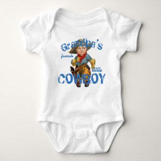Body Para Bebê terno favorito do corpo do vaqueiro