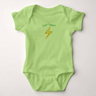 Body Para Bebê Terno super do corpo de Pooper