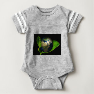 Body Para Bebê Terra