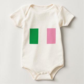 Body Para Bebê Terra Nova Tricolour
