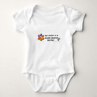 Body Para Bebê terrier do dinmont do dandie