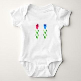 Body Para Bebê Teste padrão búlgaro tradicional