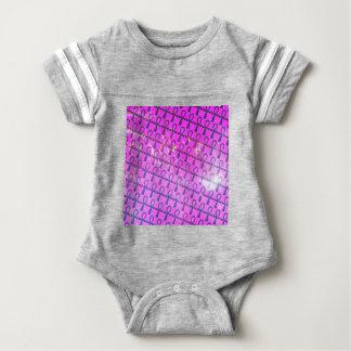 Body Para Bebê Teste padrão de Ankh