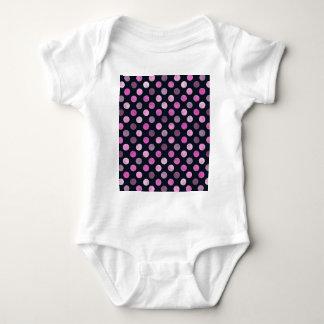 Body Para Bebê Teste padrão de pontos bonito XVII