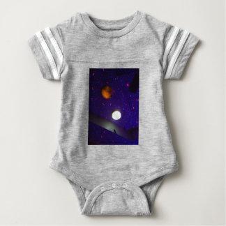 Body Para Bebê Teto do espaço