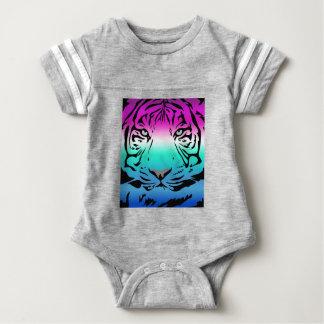 Body Para Bebê Tigre de Bengal