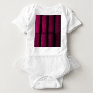 Body Para Bebê Tijolos roxos