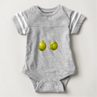 Body Para Bebê Tinir Bels