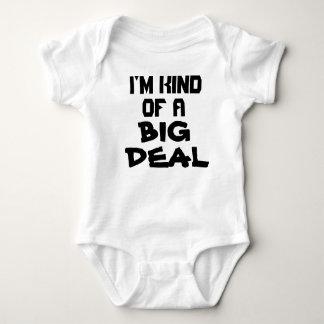 Body Para Bebê Tipo de I'm de uma grande coisa