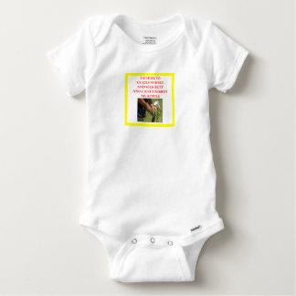 Body Para Bebê tiro de armadilha